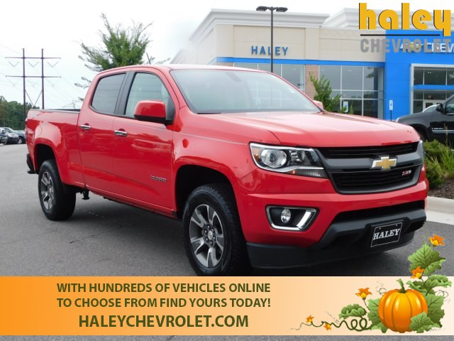Awesome Pre Owned 2016 Chevrolet Colorado Z71