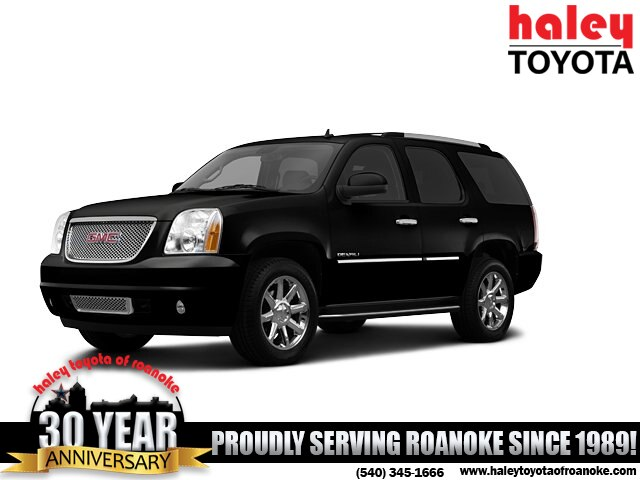 Pre-Owned 2013 GMC Yukon WHOLESALE - RADFORD