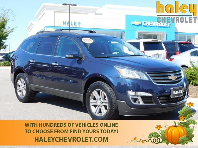 Lovely Pre Owned 2016 Chevrolet Traverse 2LT