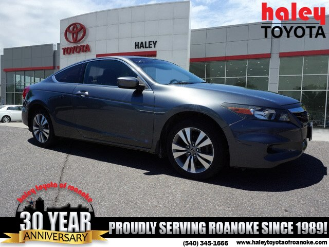 Pre-Owned 2012 Honda Accord B-LINE AS IS