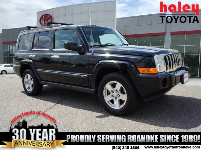 Pre-Owned 2008 Jeep Commander B-LINE AS IS