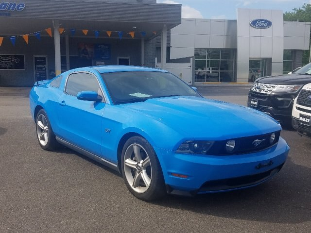 Pre-Owned 2010 Ford Mustang GT Premium