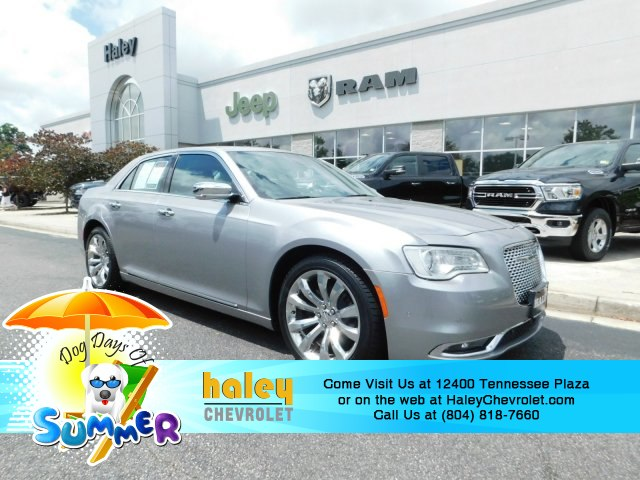 Pre Owned 2017 Chrysler 300C C With SafetyTec