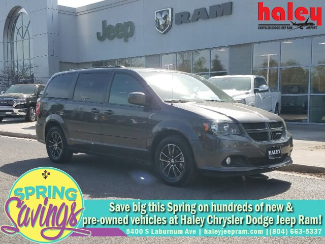 Pre Owned 2017 Dodge Grand Caravan Gt