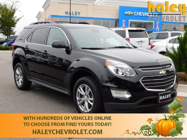 Pre Owned 2017 Chevrolet Equinox 1LT With Convenience Package