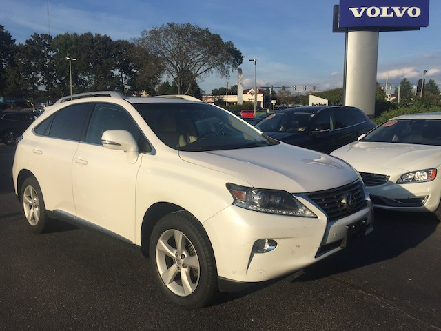 Pre Owned 2014 Lexus RX 350 Base