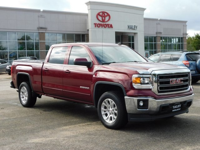 Pre Owned 2014 Gmc Sierra 1500 Sle Truck In Roanoke H62082b Haley