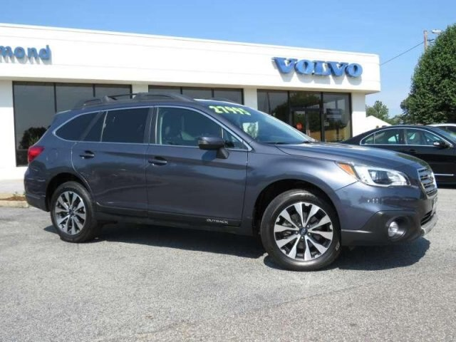 Pre Owned 2016 Subaru Outback 3 6r Limited