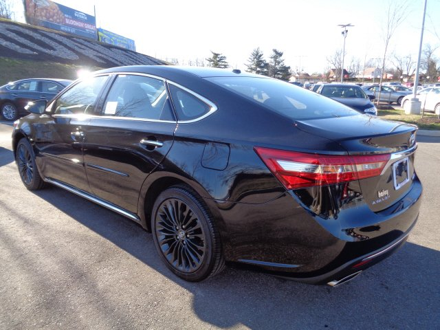 new 2017 toyota avalon touring sedan in roanoke 538272 haley toyota of roanoke. Black Bedroom Furniture Sets. Home Design Ideas