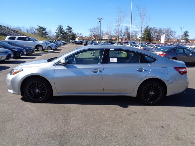 new 2017 toyota avalon touring sedan in roanoke 538338 haley toyota of roanoke. Black Bedroom Furniture Sets. Home Design Ideas