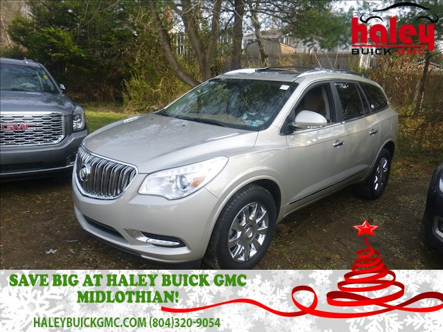 Buick Roanoke >> Pre Owned 2016 Buick Enclave Leather Suv In Roanoke A23390 Haley
