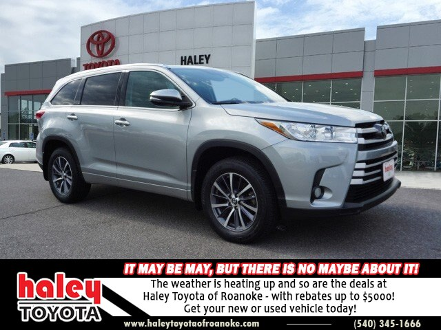 Certified Pre Owned 2017 Toyota Highlander L
