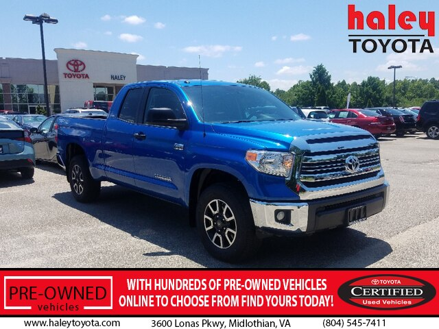 Certified Pre-Owned 2017 Toyota Tundra SR5 5.7L V8