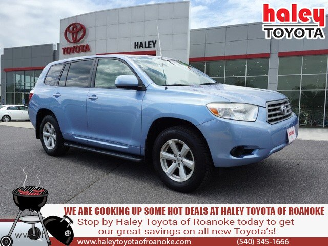 Pre-Owned 2008 Toyota Highlander Pearl - Base