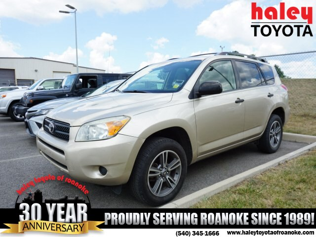 2008 Toyota Rav4 For Sale >> Pre Owned 2008 Toyota Rav4 Door 4wd