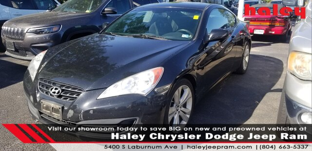 Genesis Coupe 2.0T >> Pre Owned 2011 Hyundai Genesis Coupe 2 0t Premium Door With Navigation