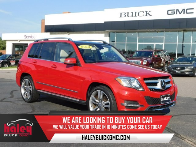 Pre Owned 2013 Mercedes Benz GLK 350