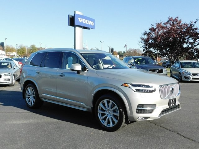 Pre Owned 2016 Volvo Xc90 T6 Inscription