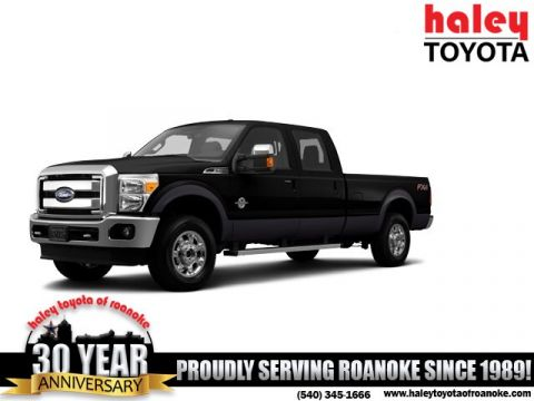 Pre-Owned 2014 Ford F-250 Lariat