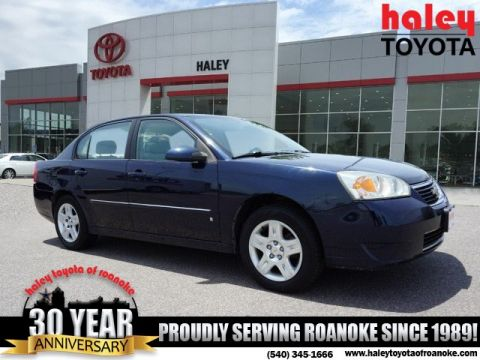 Pre-Owned 2006 Chevrolet Malibu B-LINE AS IS""""