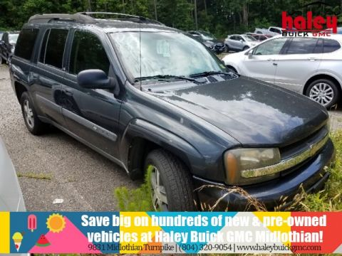 Pre-Owned 2004 Chevrolet TrailBlazer EXT LS