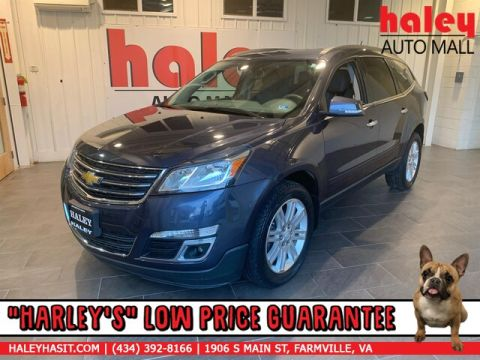 Pre-Owned 2014 Chevrolet Traverse LT w/1LT