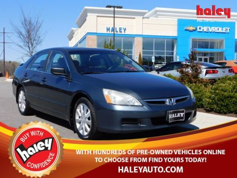 Pre-Owned 2006 Honda Accord 3.0 EX