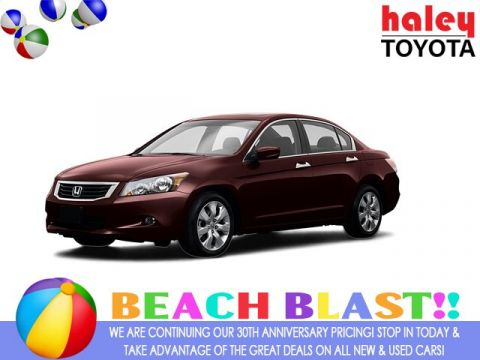 Pre-Owned 2008 Honda Accord 2.4 EX-L