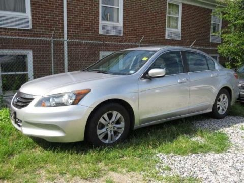 Pre-Owned 2011 Honda Accord 2.4 LX-P