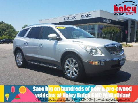 Pre-Owned 2011 Buick Enclave 2XL