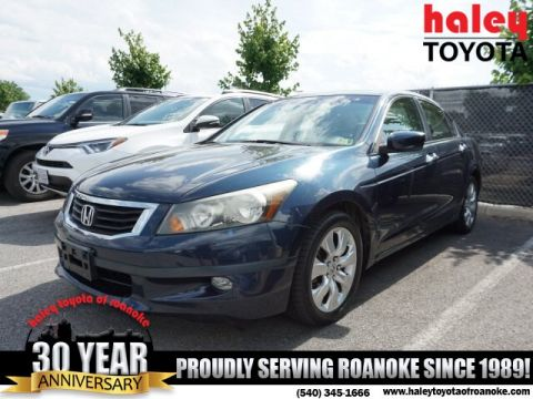 Pre-Owned 2010 Honda Accord Blue - 3.5 EX-L