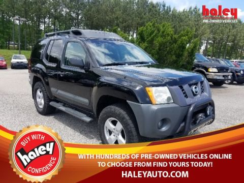 Pre-Owned 2006 Nissan Xterra
