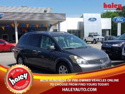 Pre-Owned 2007 Nissan Quest 3.5 SL