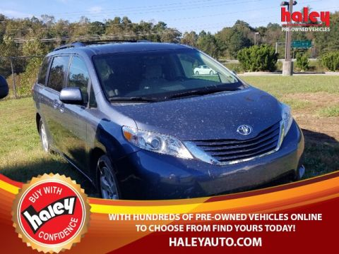 Pre-Owned 2015 Toyota Sienna LE 8 Passenger