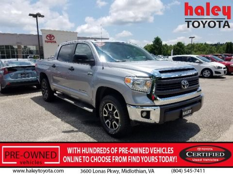 Certified Pre-Owned 2015 Toyota Tundra SR5 5.7L V8