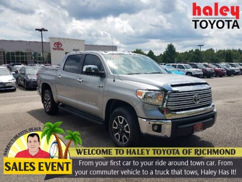 Certified Pre-Owned 2014 Toyota Tundra Limited 5.7L V8