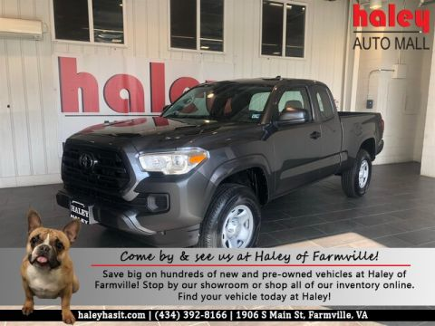 Pre-Owned 2018 Toyota Tacoma SR