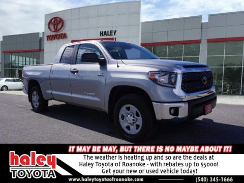 Certified Pre-Owned 2018 Toyota Tundra Silver - SR5 5.7L V8