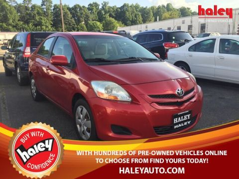 Pre-Owned 2007 Toyota Yaris