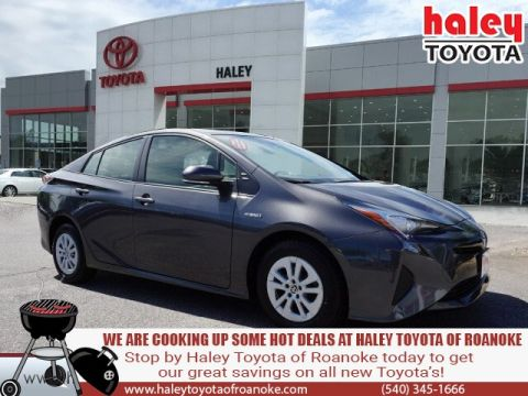 Pre-Owned 2016 Toyota Prius Gray - Two