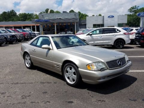 Pre-Owned 1999 Mercedes-Benz SL500