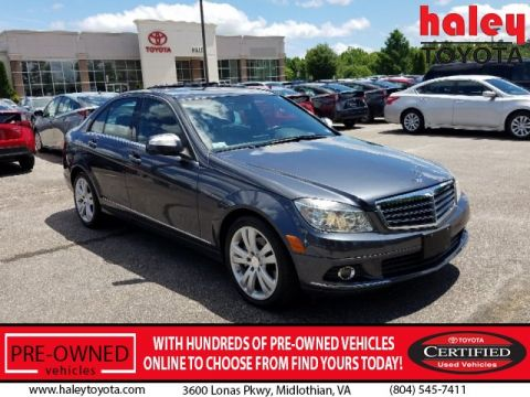 Pre-Owned 2008 Mercedes-Benz C300 Luxury