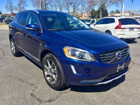 Pre-Owned 2015 Volvo XC60 T6 Platinum Ocean Race